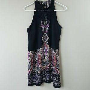 NWOT Xhilaration High Neck Dress
